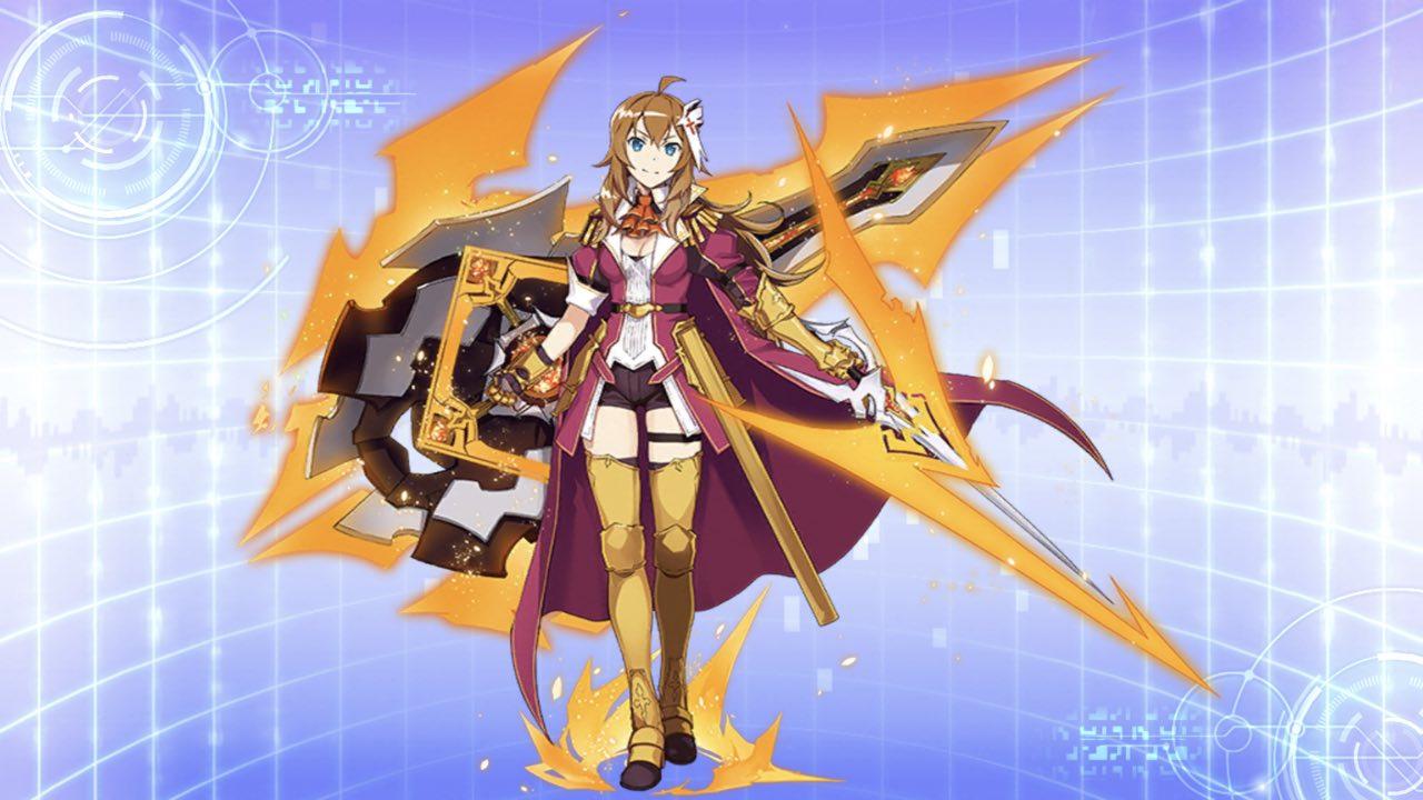 ナイト☆5武器「円卓型ガラハット」のステータス情報