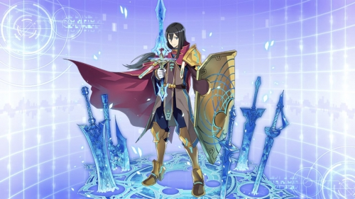 ナイト☆5武器「円卓型ランスロット」のステータス情報
