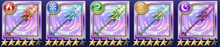 ランサー☆5武器「トール/ランス」のステータス情報