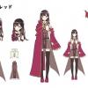 キャラ設定画が公開!第2弾は円卓の騎士「モードレッド」です!