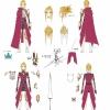【交響性MA】キャラ設定画が公開中!第7弾は円卓の騎士「パーシヴァル」です!